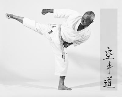 Vil du prøve at træne karate i Taifu?