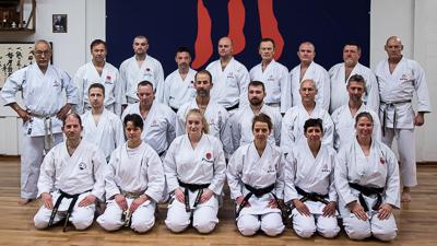 Taifu Karateklub optager voksne medlemmer