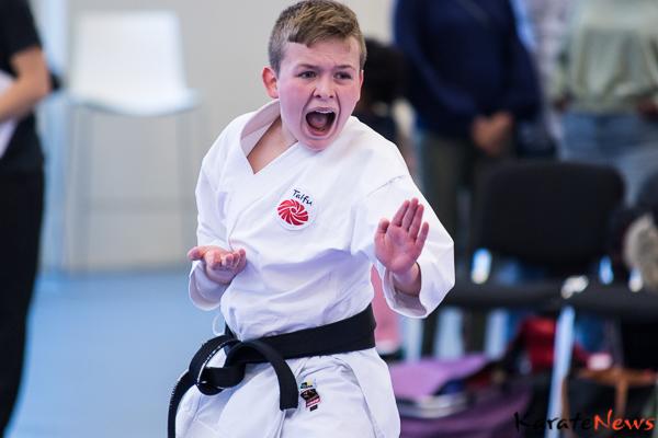 Enestående præstationer af Taifu Karate Dojo