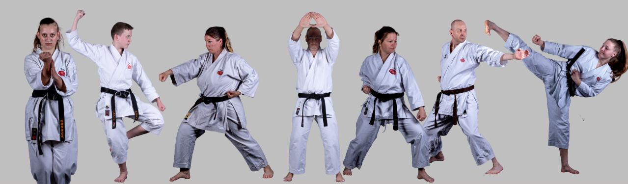 Instruktører Taifu Karate Frederiksværk