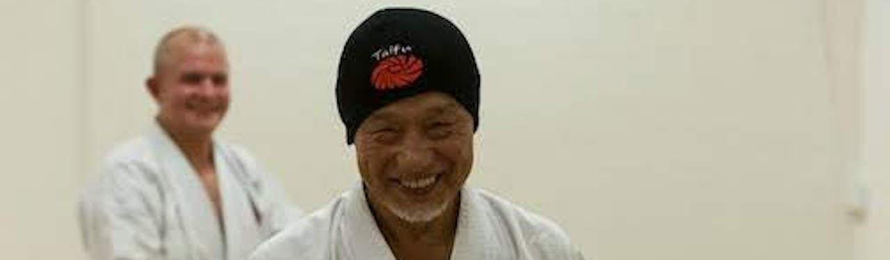 Tanaka sensei i Taifu Frederiksværk